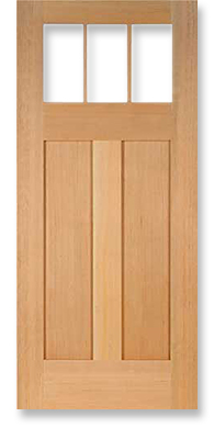 Stickley Craftsman door from T.M. Cobb  sc 1 st  Economy Lumber Piedmont : tmcobb doors - pezcame.com