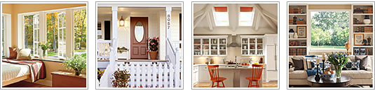 Windows, Doors and Skylights for your home