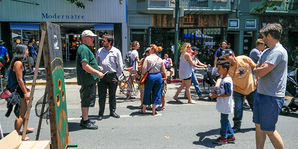 13 Annual Temescal Street Fair