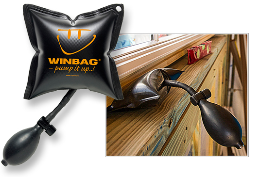 Winbag inflatable airbag